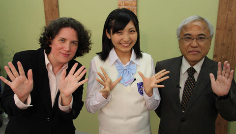 2013.11.16 ニュースで英語塾【第12回】