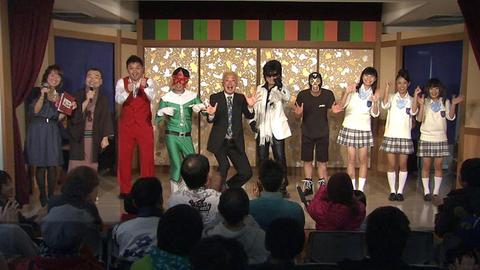 新春とやま笑劇祭2014