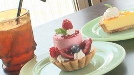 6月14日から放送 初夏のカフェ・タイム