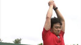 7月4日から放送 第4回県営富山野球場de体操してみた