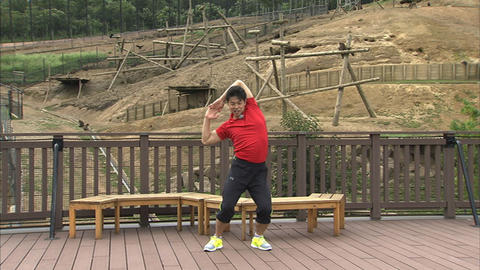 9月5日から放送 第6回富山市ファミリーパークde体操してみた