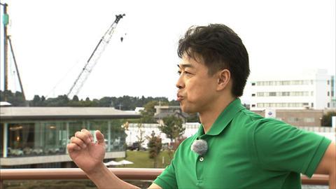 10月3日から放送 第7回富岩運河環水公園de体操してみた