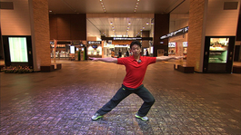 3月5日から放送 第12回富山駅de体操してみた