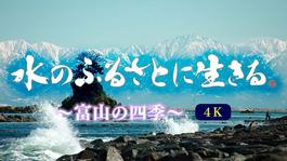 2016.4.2 ケーブルテレビ富山開局20周年記念番組 水のふるさとに生きる~富山の四季~【4K】