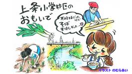 2016.5.28 富山やわやわ散歩「上条小学校区」