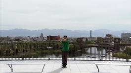 10月7日から放送 第31回 富山県美術館de体操してみた