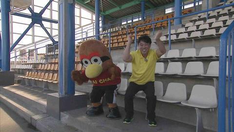 11月4日から放送 第32回 富山競輪場de体操してみた