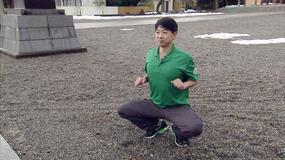 1月6日から放送 第34回 富山懸護國神社de体操してみた