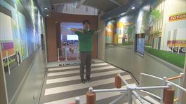 2月3日から放送 第35回 交通安全博物館de体操してみた