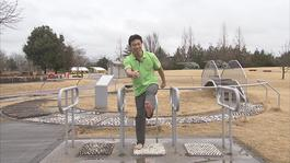 3月2日から放送 第47回 とやま健康パーク de 体操
