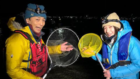 2019.4.27 富山を釣る#7「ホタルイカパターン」
