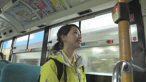 富山やわやわ散歩② 熊野経由八尾線②