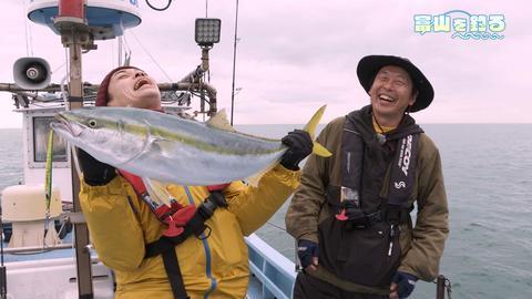 2020.1.25 富山を釣る#9「富山湾の王者ブリを狙う!リベンジ!」