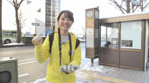 富山やわやわ散歩② 地鉄バス 藤の木循環線 総集編