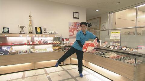 1月1日から放送 第67回 梅かまミュージアム U-mei館 de 体操