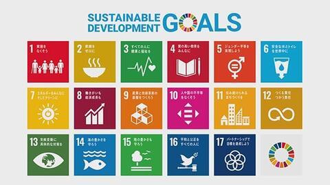 4月3日~放送「SDGsってなに?」