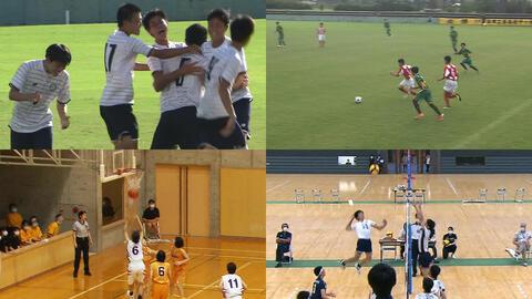 イベント/スポーツ 2021.6.12 富山県高校総体