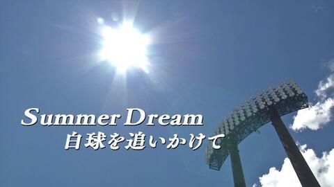 Summer Dream 白球を追いかけて 2021.8.7 Summer Dream 白球を追いかけて 総集編2021