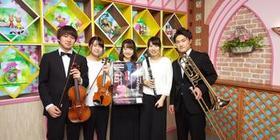 お客様「富山大学フィルハーモニー管弦楽団」