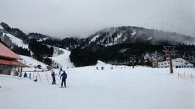 私をスキーに連れてって